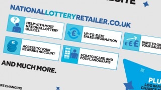 Lottery leaflet