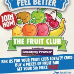 Fruit Club poster