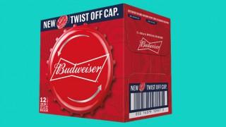 Case of Budweiser Twist-Offs