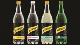 Schweppes product range