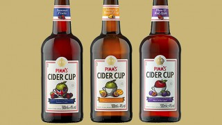 Pimm's Cider Cup new flavours