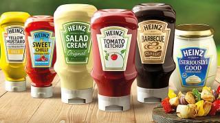 Heinz sauces range