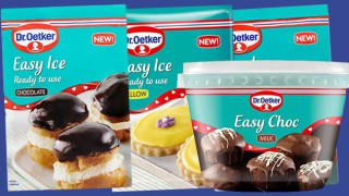 Dr. Oetker Easy Ice and Easy Choc