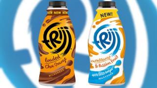 New FRijj milkshakes