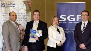 Launch of SGF and RBS Mentor partnership