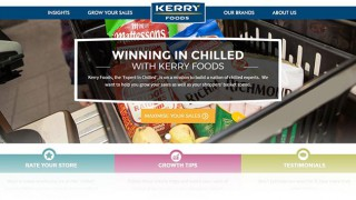 Kerry Foods website