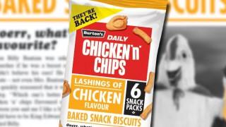 Burton's Chicken 'n' Chips