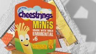 Cheestrings Minis