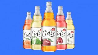 Stella Artois Cidre range