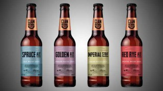 Clan Brewing Company beers