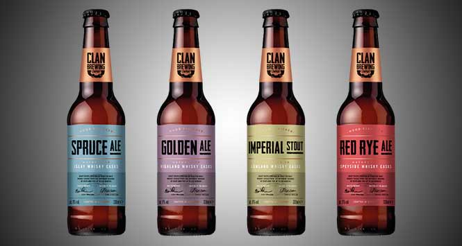 craft beer co craft clan brews up speciality beers with williams 1402