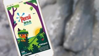 Persil's Wild Explorers app