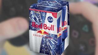 Red Bull 5G promo 4-pack