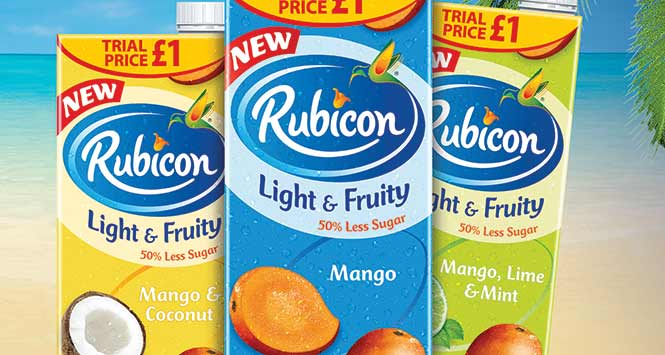 Rubicon Light & Fruity