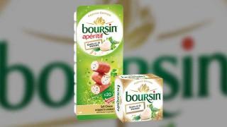 Boursin festive packaging