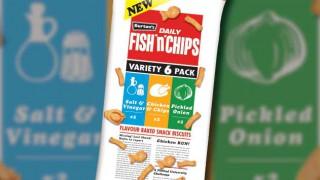 Burton's Fish n Chips variety pack