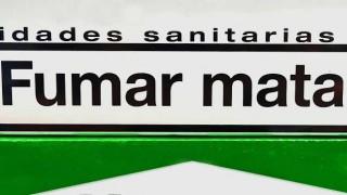 Carton of Spanish cigarettes