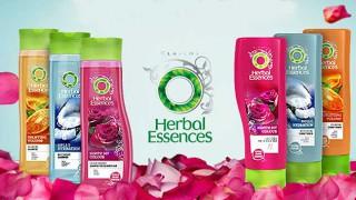 Herbal Essences range