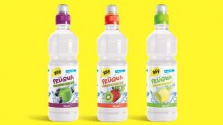 Fruqua flavoured water