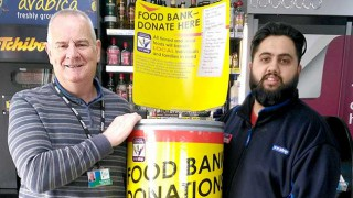 One Stop food bank