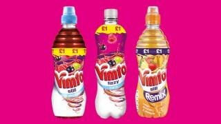Vimto no added sugar range