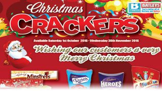 Bestway Christmas Crackers brochure