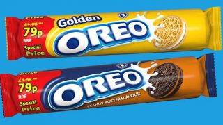 Oreo pricemarked packs