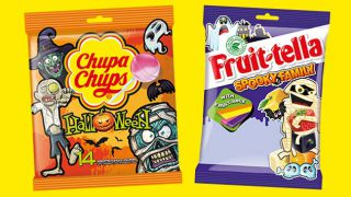 Halloween Chupa Chups and Fruittella