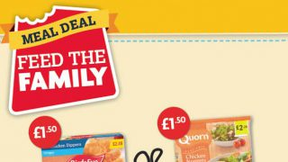 Nisa Meal Deal poster