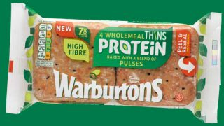 Warburtons Protein Thins