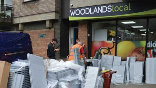 Shopfitters at Woodlands Local
