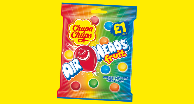 Airheads £1 PMP hanging bag