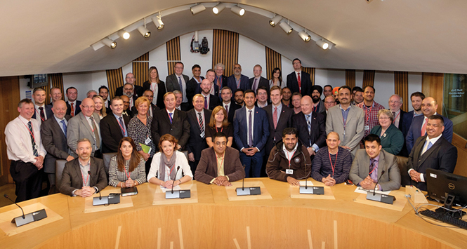 Cross Party Group