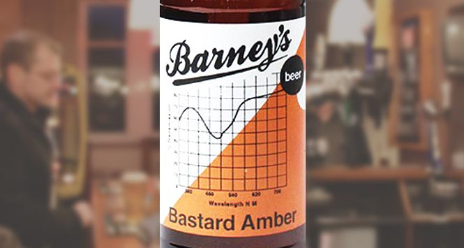 Bastard Amber beer