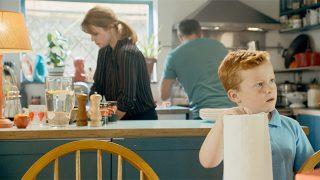 Still from Oxo TV ad