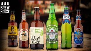 Heineken range