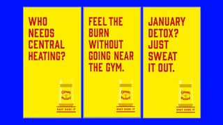 Colman's Mustard posters