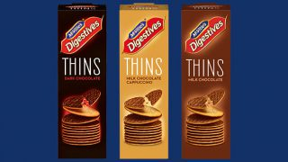 McVitie's Thins range