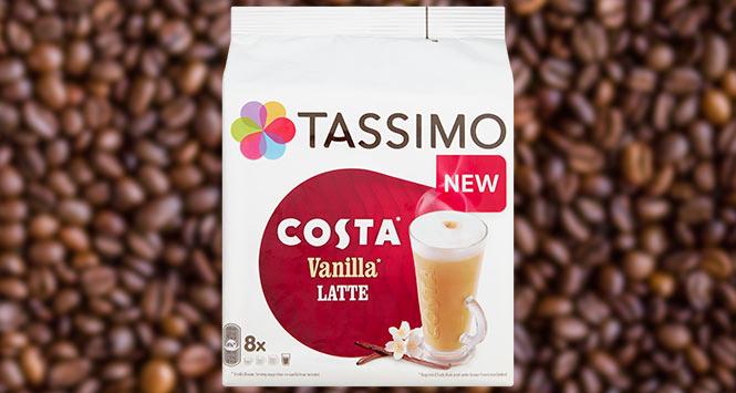 Tassimo expands Costa pods range - Scottish Local Retailer