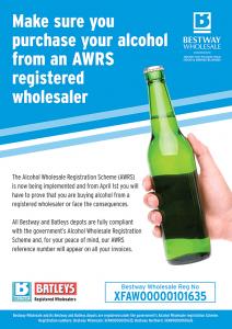 Bestway AWRS poster