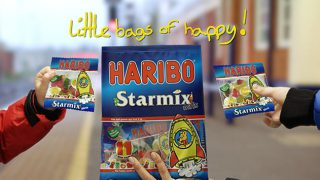Still from Haribo TV ad