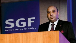 Pete Cheema, SGF Chief Executive