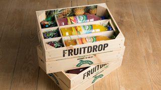 Robinsons fruit drop box