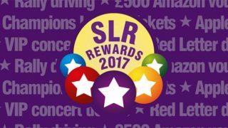 SLR Rewards 2017