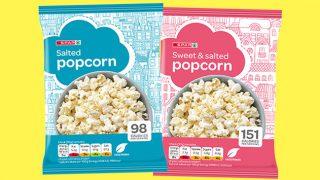 Spar brand popcorn range