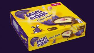 Mini Eggs Choc Tarts