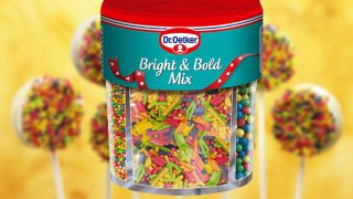 Dr. Oetker Bright and Bold Mix