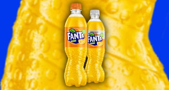 Fanta Orange