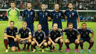 Scotland football team