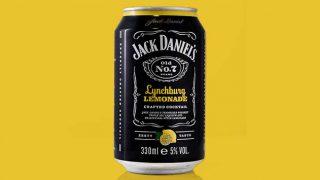 Lynchburg Lemonade 330ml can